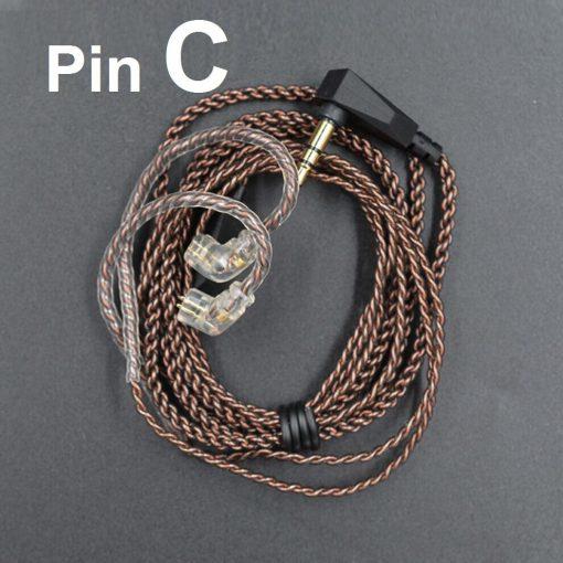 KZ Pin C Yedek Kablo