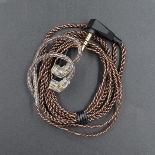 KZ Pin B Kablo. ZSN, ZSN Pro, ZS10 Pro, AS16modelleri ile uyumlu orijinal yedek kulaklık kablosu.